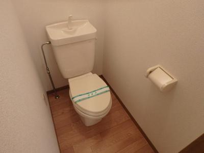 【トイレ】プチプラージュA棟