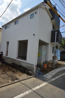 【外観】リーブルガーデン西六郷3丁目 新築戸建
