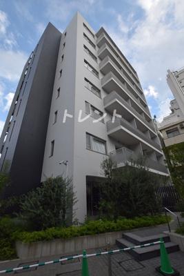 【外観】WASEDAAPARTMENT【早稲田アパートメント】