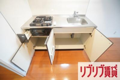 【キッチン】セザン新町