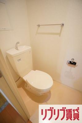 【トイレ】セザン新町