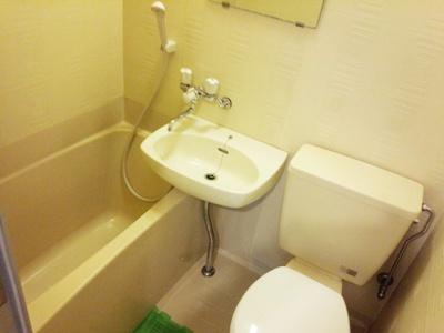 【浴室】ハイツ池田