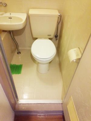【トイレ】ハイツ池田