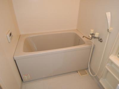 【浴室】クリスタル美園