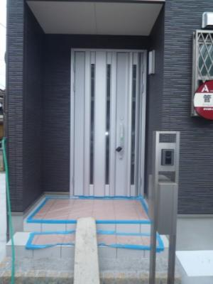 【外観】鳥飼西4丁目新築戸建