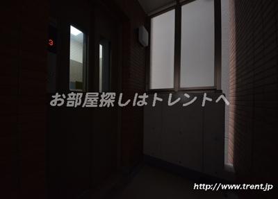【その他共用部分】アルボール早稲田【ARBOLWASEDA】