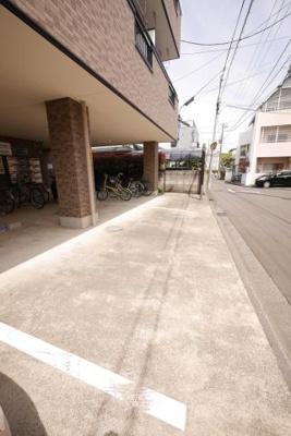 【駐車場】ハイム京浜
