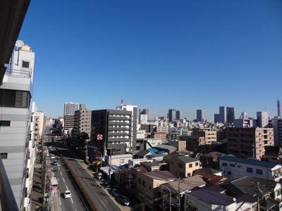 【展望】リノベーション済 ライオンズマンション横浜駅西第二
