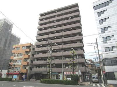 【外観】ライオンズマンション横浜駅西第二
