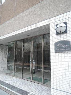 【エントランス】リノベーション済 オーベル横浜・戸部本町