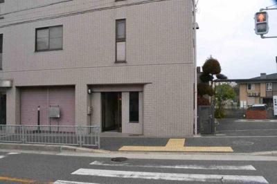 【外観】メゾンつじの1階店舗