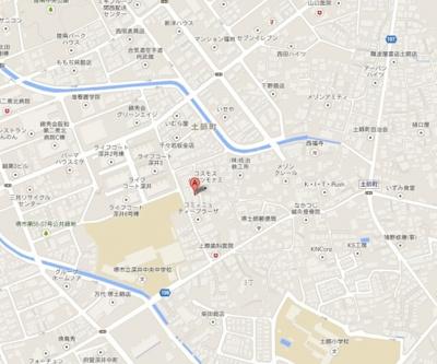 【地図】土師町倉庫 約30坪