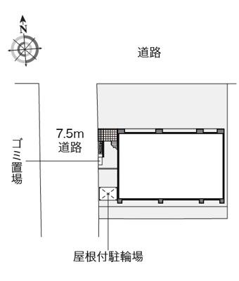 【区画図】 レオネクストアメニティ