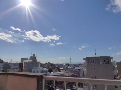 【展望】代田ニューハイツ
