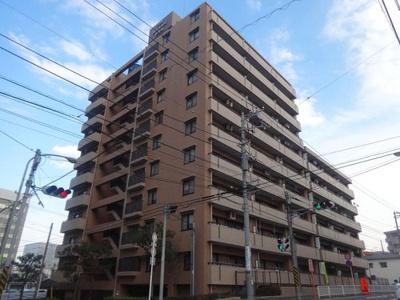 【外観】リノベーション済 クリオ横浜高島町壱番館