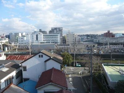 【展望】リノベーション済 コスモ西横浜グランシティ2390万円