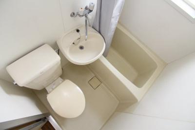 【浴室】ニチエイハイツ