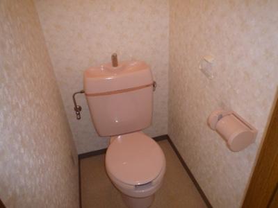 【トイレ】ケイティマンション