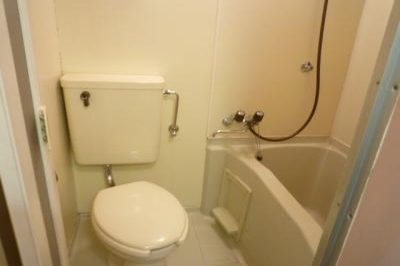 【トイレ】スカイメゾン取手