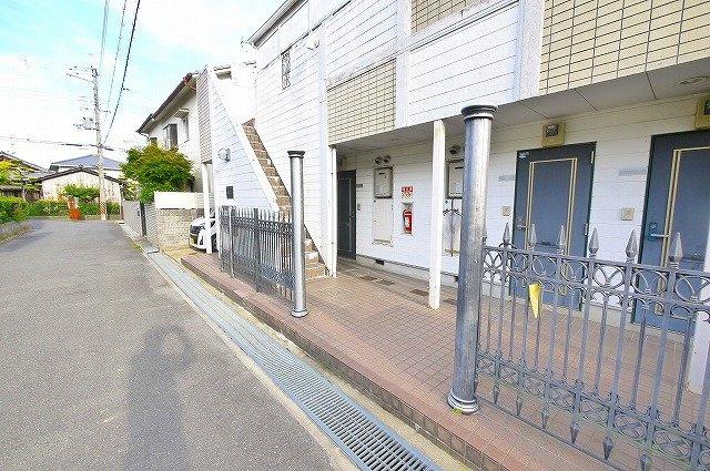 【その他共用部分】法蓮町第3マンション