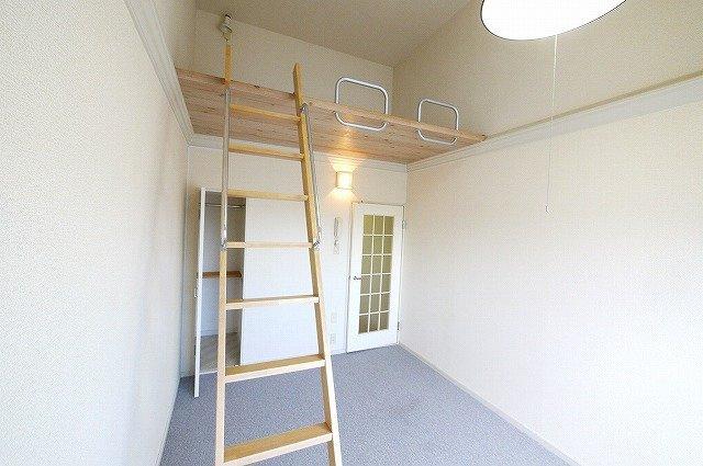 【寝室】法蓮町第3マンション