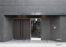 【エントランス】ガーラシティ渋谷南平台