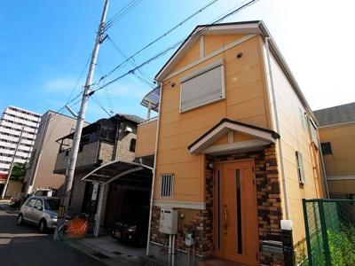 【外観】松野通4丁目貸家