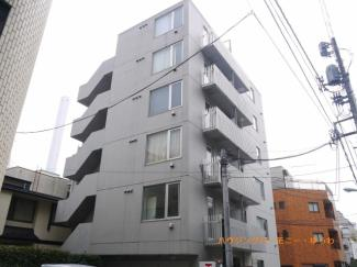 築浅・RC造でしっかりとした建物です。