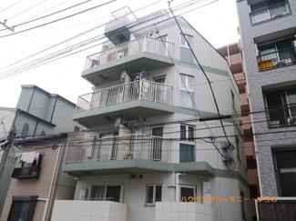 「高田馬場」駅より徒歩5分の投資用マンションです。