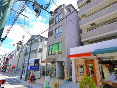 【外観】メゾン・ド・ボヌール(東向北町)