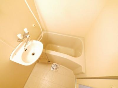 【浴室】メゾン・ド・ボヌール(東向北町)