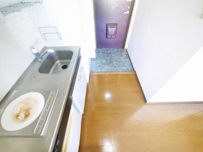【キッチン】メゾン・ド・ボヌール(東向北町)