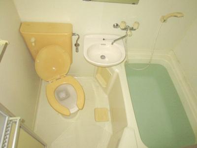 【浴室】クリスタル通り1番館・2番館