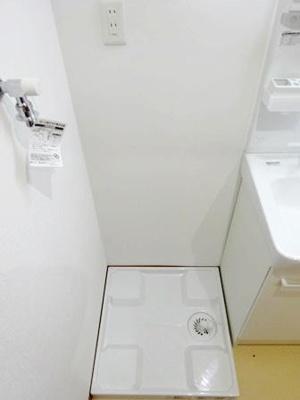 【洗面所】リバーヒルズ新大阪