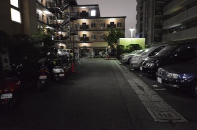 【駐車場】南六郷ハイツ