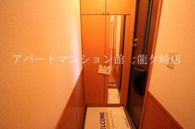 【玄関】ワカシバウィルモア