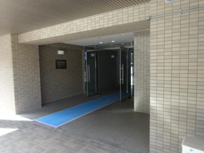 【エントランス】セントラル横濱グリニッシュガーデン フルリノベ