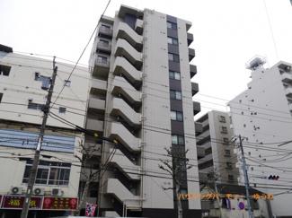 RC造のしっかりとした建物です。