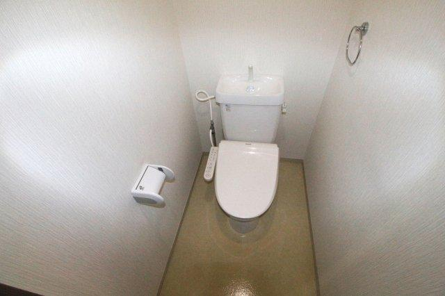 トイレも気になるポイントです♪