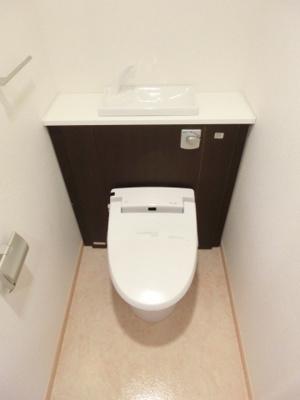 【トイレ】ヴィラ村雨