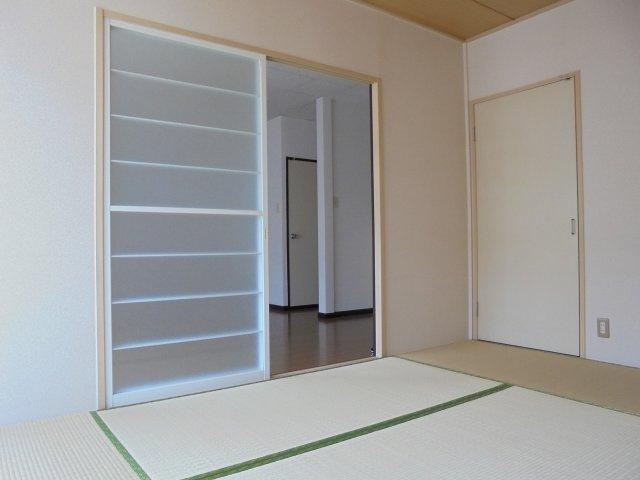 サンライフアオキ2 和室