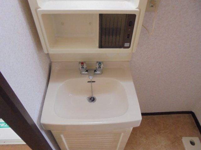サンライフアオキ2 独立洗面台