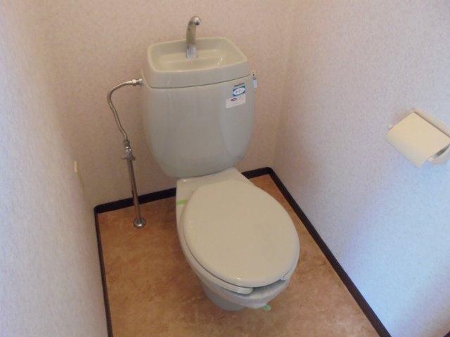 サンライフアオキ2 トイレ