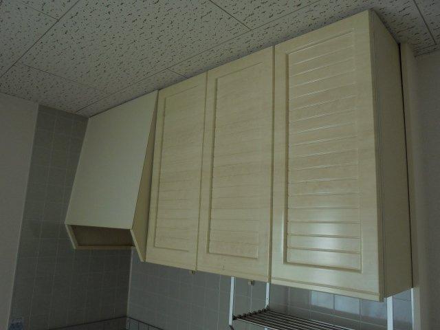 サンライフアオキ2 キッチン 上部