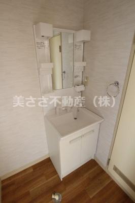 【洗面所】ルミエールK
