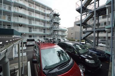 【駐車場】大森第二スカイハイツ