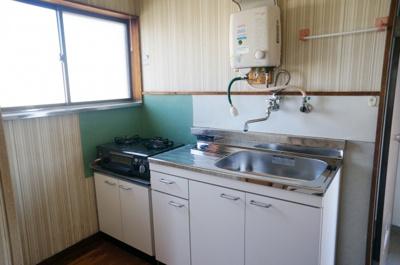 【キッチン】潮見アパート