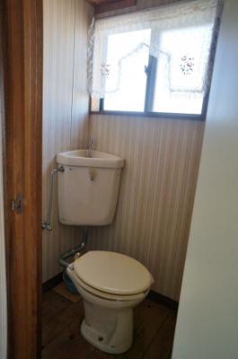 【トイレ】潮見アパート