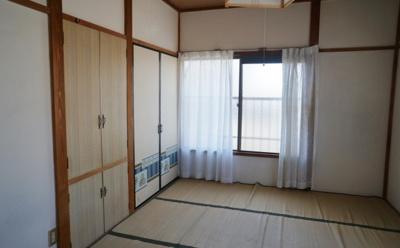 【居間・リビング】潮見アパート