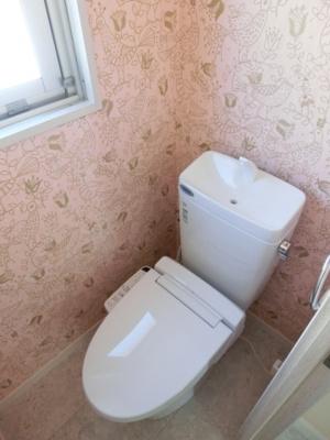 【トイレ】ナルタキハイツ